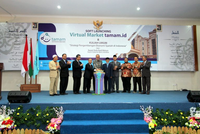 Soft Launching Aplikasi Tamam