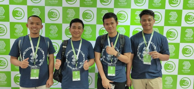 OpenSUSE Asian Summit 2019 : Antusiasme Developer Linux UNIDA Gontor
