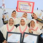 2 Tim Mahasiswi TI UNIDA Putri Cetak Prestasi di Business Plan Competition E-DAYS 2021